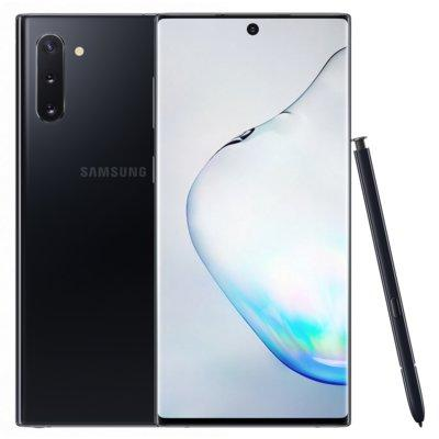 Smartfon SAMSUNG Galaxy Note 10 Aura Black SM-N970FZKDXEO