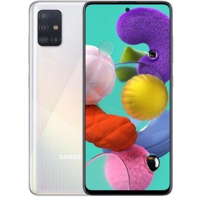Smartfon SAMSUNG Galaxy A51 Biały SM-A515FZWVEUE