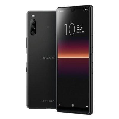 Smartfon SONY Xperia L4 Czarny