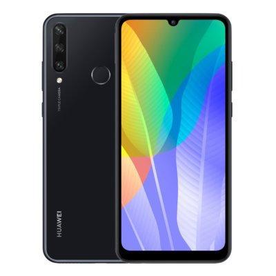 Smartfon HUAWEI Y6p Czarny