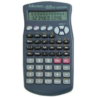 Kalkulator VECTOR CS-105
