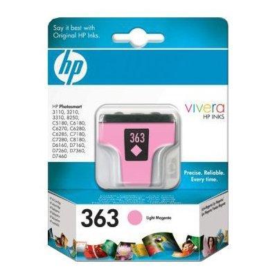 Tusz HP 363 Light Magenta C8775EE