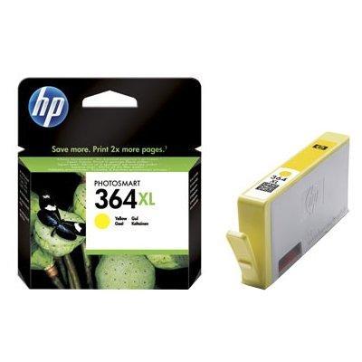 Tusz HP 364XL Żółty CB325EE