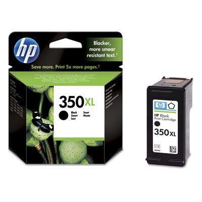 Tusz HP 350XL Czarny CB336EE
