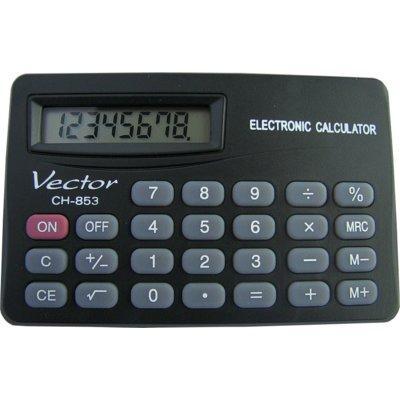 Kalkulator VECTOR CH-853