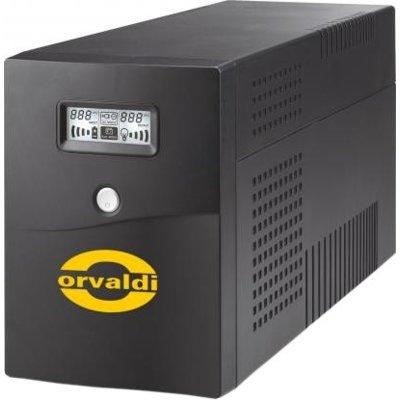 Zasilacz UPS ORVALDI 850 LCD USB