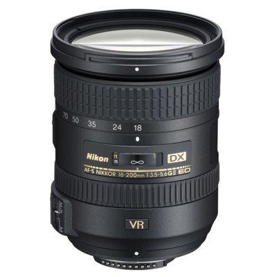 Obiektyw NIKON 18-200 f/3.5-5.6 AF-S DX G ED VRII