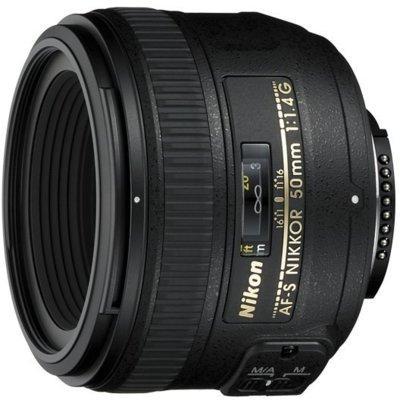 Obiektyw NIKON 50mm f/1.4G