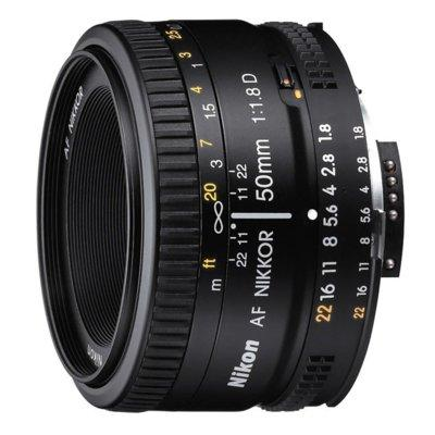 Obiektyw NIKON 50mm f/1.8D