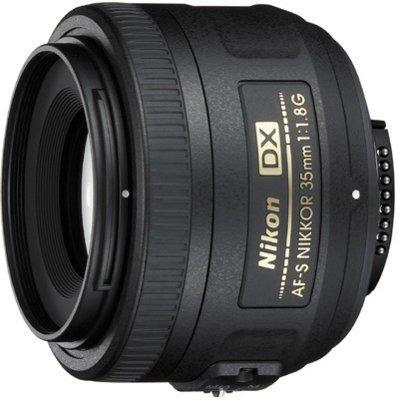 Obiektyw NIKON 35mm f/1.8G DX