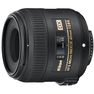 Obiektyw NIKON 40mm f/2.8G AF-S DX Micro