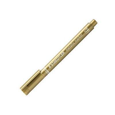 Marker metaliczny STAEDTLER Złoty (8323-11)