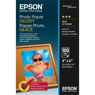 Papier EPSON Photo Paper Glossy 10x15cm 100 arkuszy