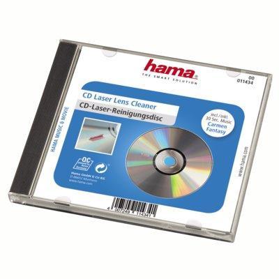 Płyta czyszcząca HAMA CD