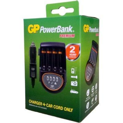 Ładowarka akumulatorowa samochodowa GP PB50 GS-B1