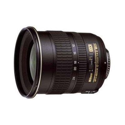 Obiektyw NIKON AF-S DX Nikkor 12-24mm f/4G IF ED
