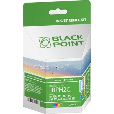 Zestaw do napełnienia BLACK POINT JBPH2C