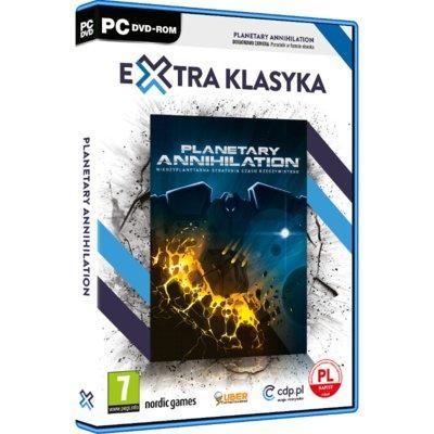 Gra PC XK Planetary Annihilation
