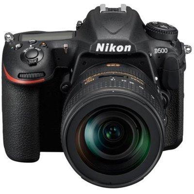 Lustrzanka cyfrowa NIKON D500 + AF-S DX Nikkor 16-80MM F/2.8-4E ED VR