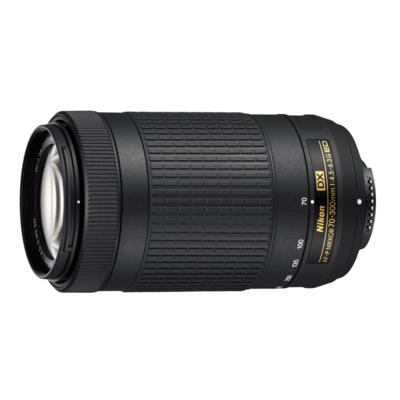 Obiektyw NIKON AF-P DX Nikkor 70-300mm f/4.5-6.3G ED