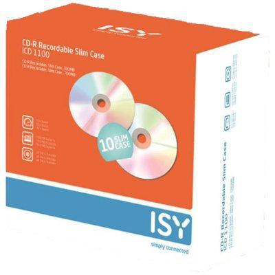 Płyty CD-R ISY ICD 1100 10szt
