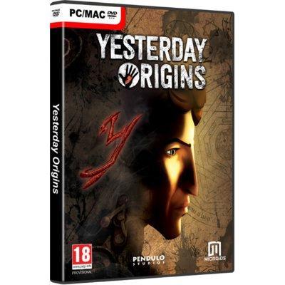 Gra PC Yesterday Origins