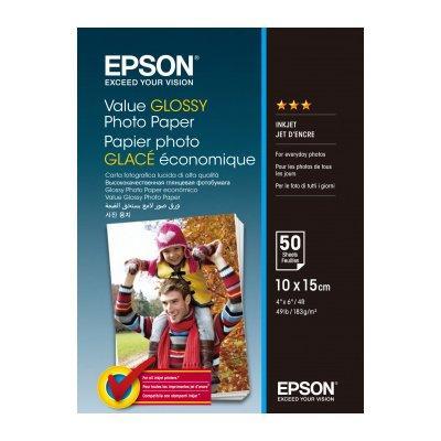 Papier EPSON Glossy Photo Paper 10 x 15cm 50 arkuszy