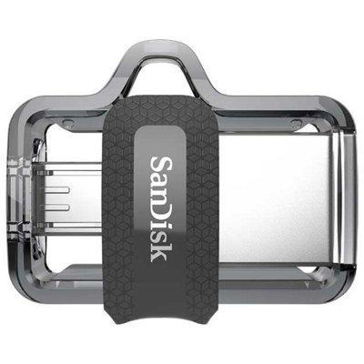 Pamięć USB SANDISK Ultra Dual Drive m3.0 128 GB