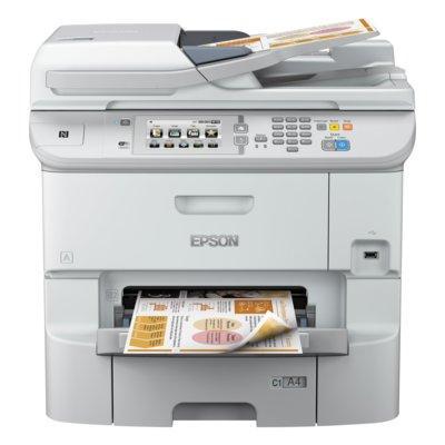 Urządzenie wielofunkcyjne z drukarką atramentową EPSON WorkForce Pro WF-6590DWF