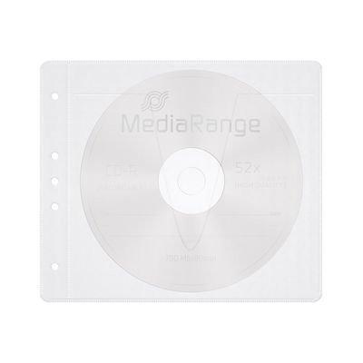 Koszulki na cd/dvd MEDIARANGE BOX 60 50 szt.