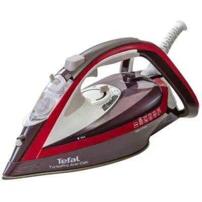 Żelazko TEFAL Turbo Pro Anti-Calc FV5635 Durilium AirGlide