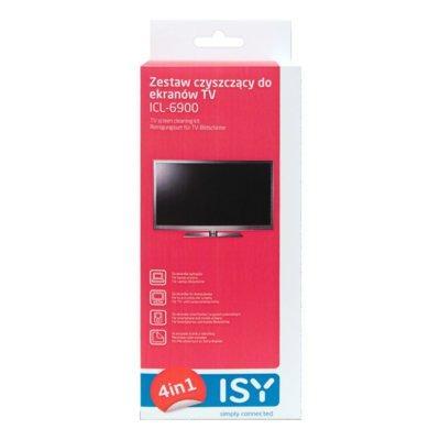 Zestaw do czyszczenia ekranów TV ISY ICL-6900