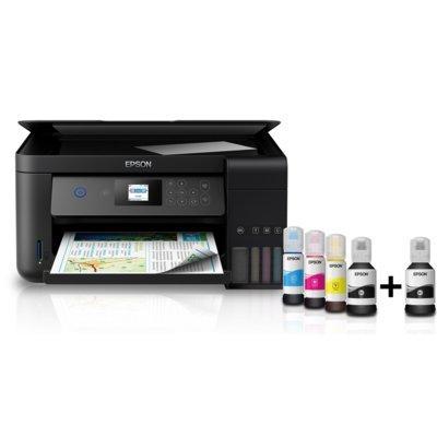Urządzenie wielofunkcyjne z kolorową drukarką atamentową EPSON EcoTank ITS L4160