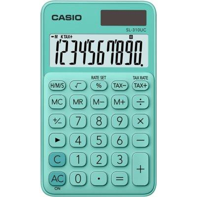 Kalkulator CASIO SL-310UC-GN-S Morski