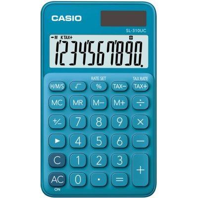 Kalkulator CASIO SL-310UC-BU-S Niebieski