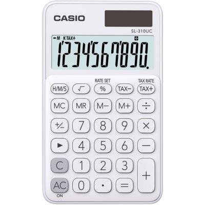 Kalkulator CASIO SL-310UC-WE-S Biały