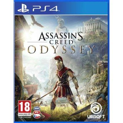 Gra PS4 Assassin's Creed Odyssey