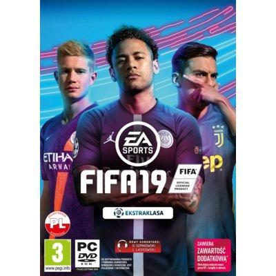 Gra PC FIFA 19
