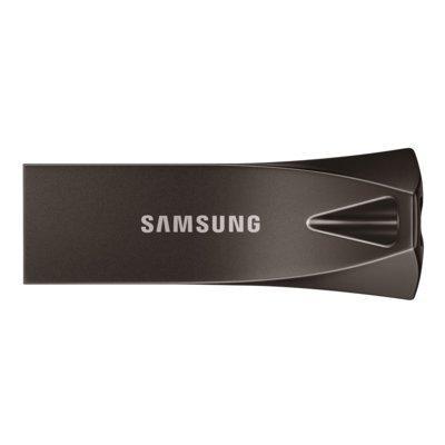 Pendrive SAMSUNG Bar Plus 256GB Szary MUF-256BE4/EU