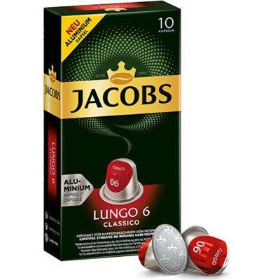 Kawa w kapsułkach JACOBS LUNGO 6 CLASSICO