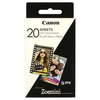Papier fotograficzny CANON Zink ZP-2030 20szt.