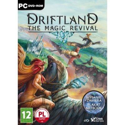 Gra PC Driftland: The Magic Revival