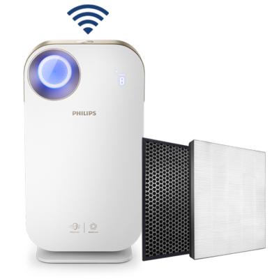 Oczyszczacz powietrza PHILIPS Seria 4500i AC4558/50 z aplikacją z telefon