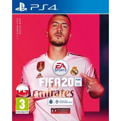 Gra PS4 FIFA 20