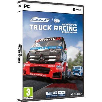 Gra PC FIA European Truck Racing Championship
