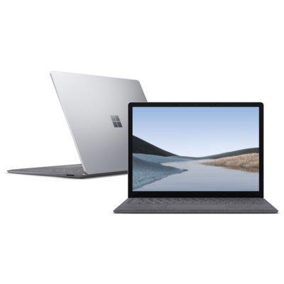 Laptop MICROSOFT Surface Laptop 3 13.5 i5-1035G7/8GB/128GB SSD/INT/Win10H Platynowy Alcantara