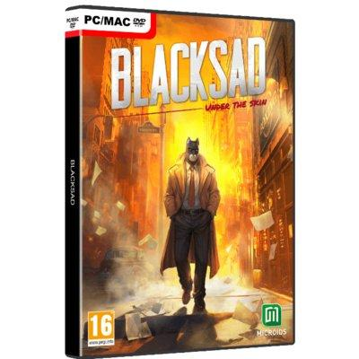 Gra PC Blacksad: Under the Skin