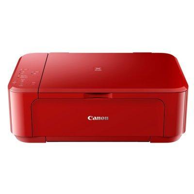 Urządzenie wielofunkcyjne CANON Pixma MG3650S Czerwony