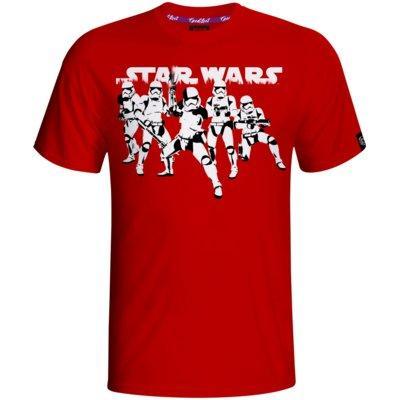 Koszulka GOOD LOOT Star Wars Stormtroopers Squad T-shirt - rozmiar M
