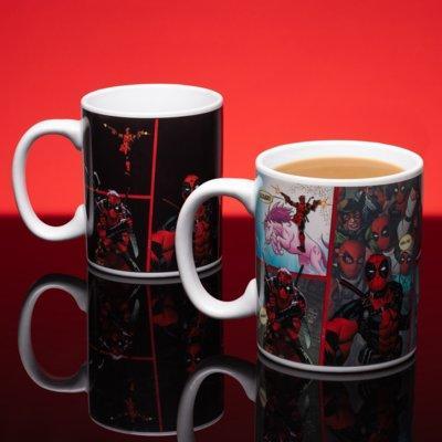 Kubek GOOD LOOT Deadpool Heat Change Mug